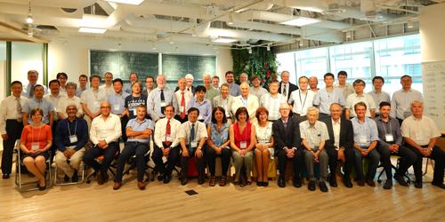 NSS participants